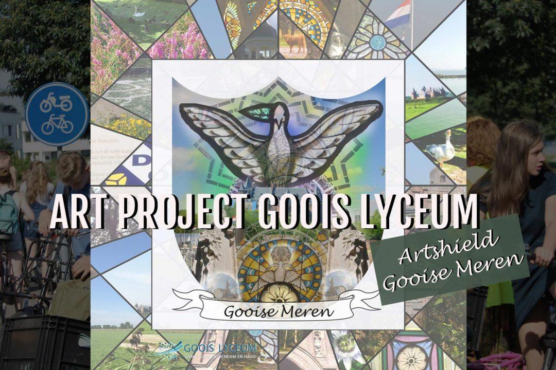 DIGITAL ART AMSTERDAM - Project Artshield Goois Lyceum