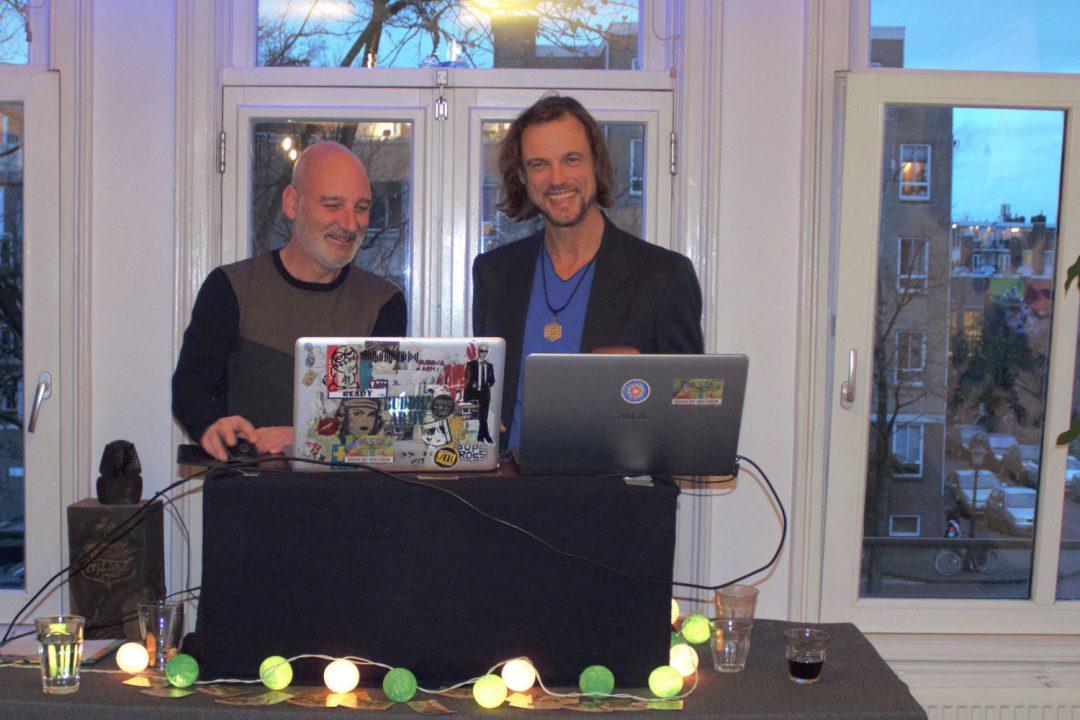 DIGITAL ART AMSTERDAM - Expo Meet The Artist, Amsterdam