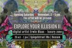 Exhibition Explore Your Illusion II