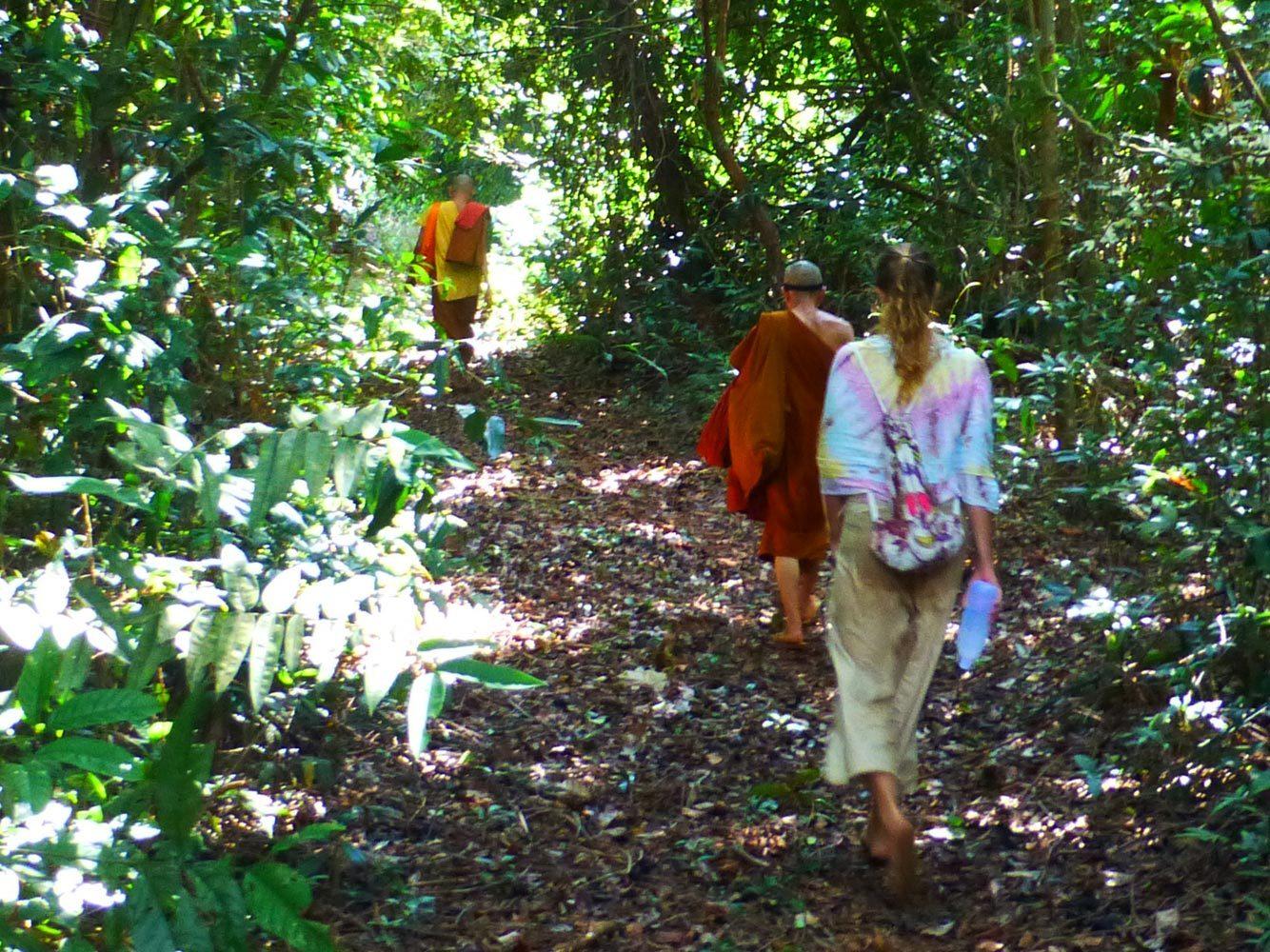 Exploring the jungle - Koh Mak - Thailand 2018