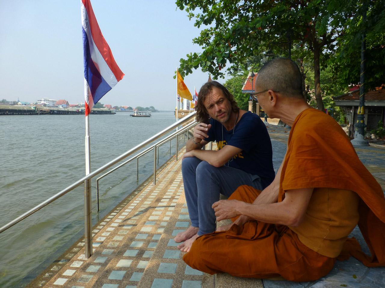 Dharma Conversation - Bangkok - Thailand 2018