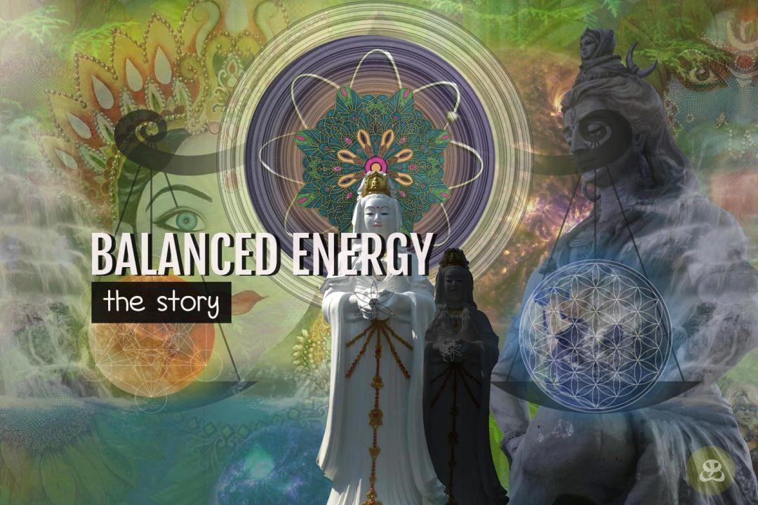 DIGITAL ART AMSTERDAM - Art Story BALANCED ENERGY