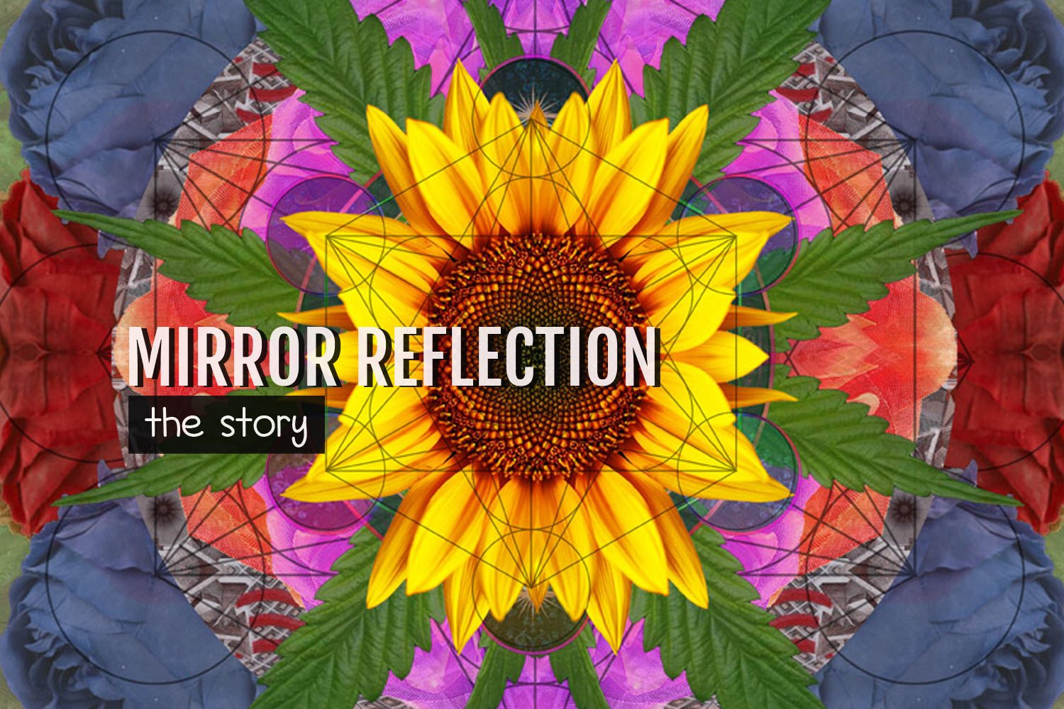 DIGITAL ART AMSTERDAM - Art Story MIRROR REFLECTION