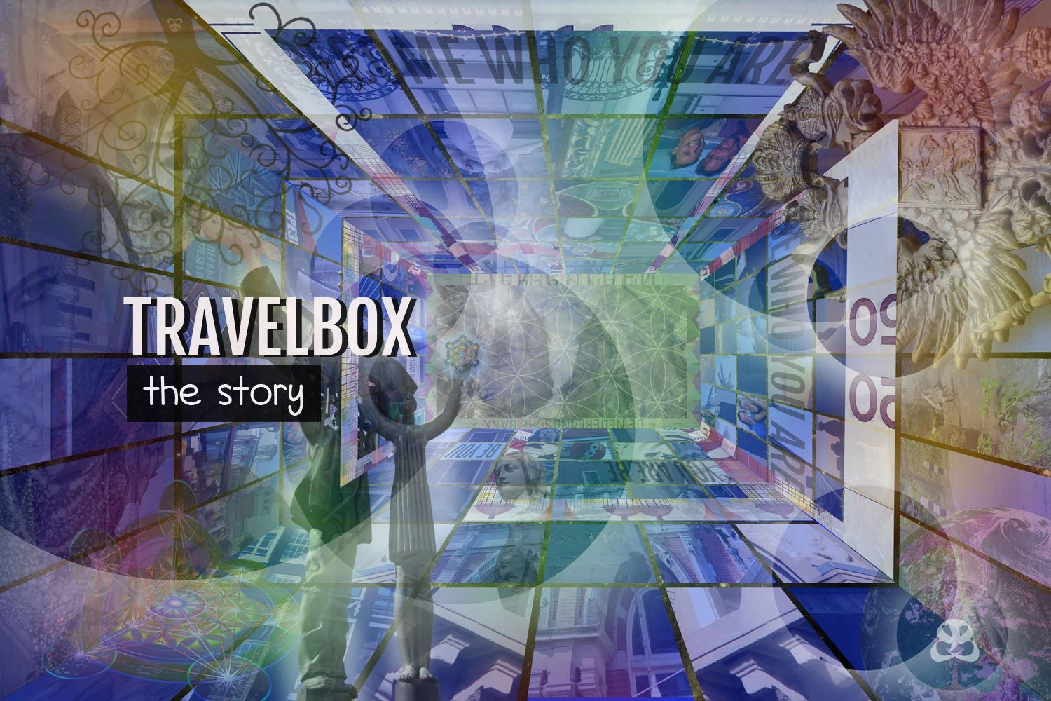 DIGITAL ART AMSTERDAM - Art Story TRAVELBOX